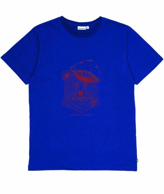 T-Shirt Zack - Bleu
