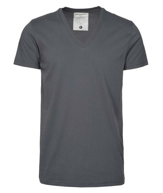 T-Shirt Charlie - Acid Black